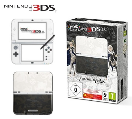 Boxshot New Nintendo 3DS XL Fire Emblem Fates Limited Edition