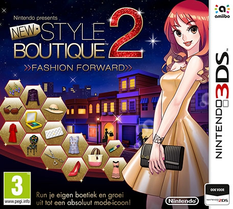 Boxshot Nintendo presents: New Style Boutique 2 - Fashion Forward