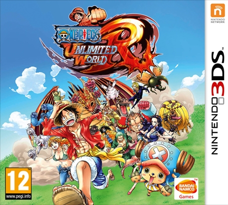 Boxshot One Piece: Unlimited World Red