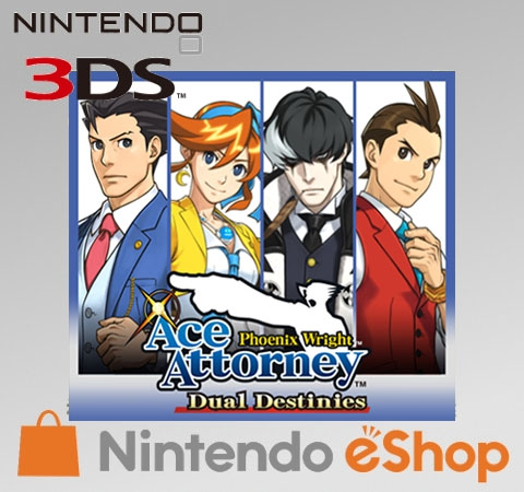 Boxshot Phoenix Wright: Ace Attorney - Dual Destinies