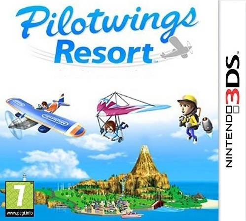 Boxshot Pilotwings Resort