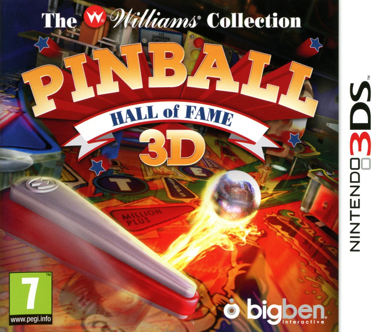 Boxshot Pinball Hall of Fame: The Williams Collection