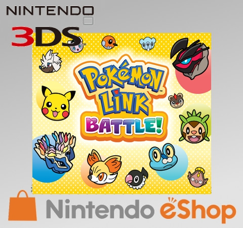Boxshot Pokémon Link: Battle!