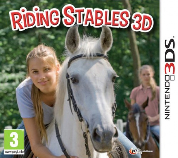 Boxshot Riding Stables 3D