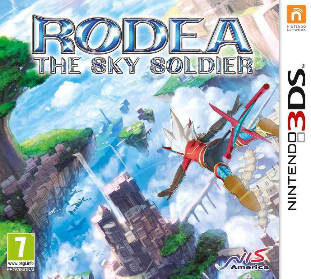 Boxshot Rodea the Sky Soldier