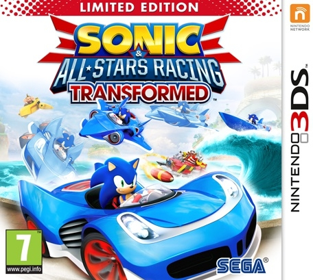 Boxshot Sonic & All-Stars Racing Transformed