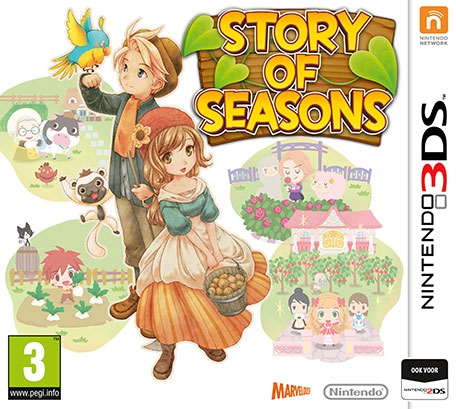 Boxshot Story of Seasons