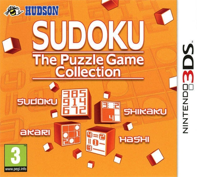 Boxshot Sudoku: The Puzzle Game Collection