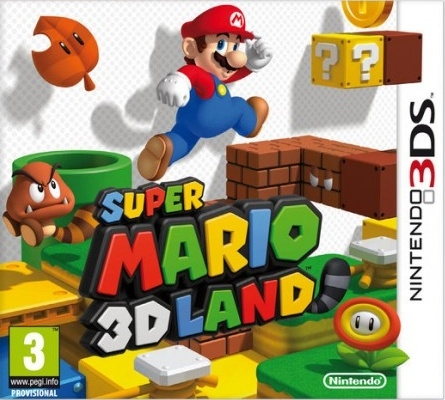Kleurplaten Super Mario 3d Land.Super Mario 3d Land 3ds All In 1