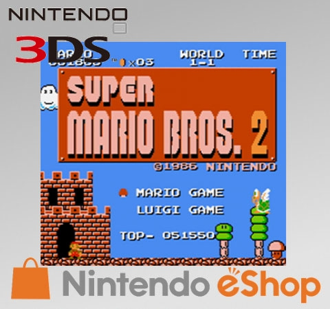 Boxshot Super Mario Bros.: The Lost Levels