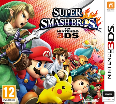 Boxshot Super Smash Bros. for Nintendo 3DS