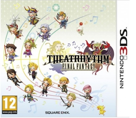Boxshot Theatrhythm Final Fantasy