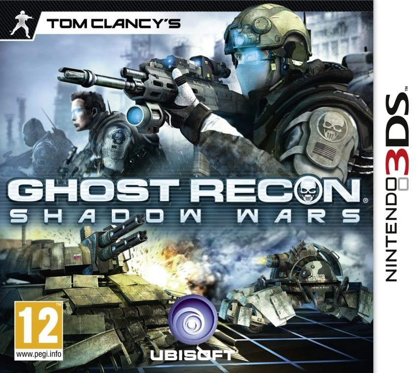 Boxshot Tom Clancy's Ghost Recon: Shadow Wars