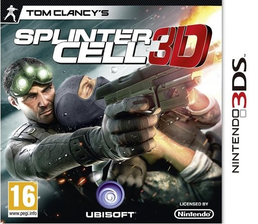 Boxshot Tom Clancy's Splinter Cell 3D
