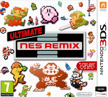 Boxshot Ultimate NES Remix