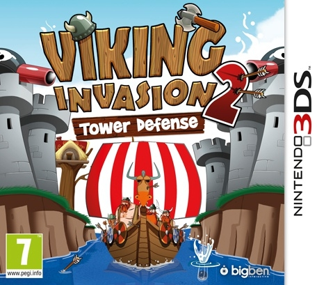 Boxshot Viking Invasion 2: Tower Defense