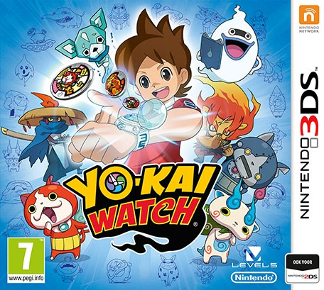 Boxshot Yo-kai Watch