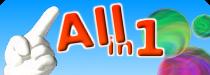 Logo 3DS-games en accessoires lijsten.