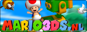 Logo Mario 3DS