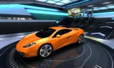 Review Asphalt 3D: In Asphalt 3D heb je de keuze uit 40 verschillende voertuigen die elk nog eens aan te passen zijn.