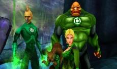 Review Green Lantern: Rise of the Manhunters: Ik vraag me een beetje af hoe die eekhoorn een ring om zijn vingers krijgt...