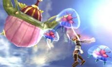 Review Kid Icarus: Uprising: Bevecht vele vijanden, zoals deze Metr... eh, Komayto's.