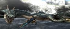 Review Monster Hunter 3 Ultimate: De Lagiacrus, een struikelblok voor de nieuwkomers, hij voelt zich als een vis in het water... Jij niet!