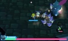Review Pokémon Rumble World: Proberen een van de sterkere Pokemon te verslaan. Als dat maar lukt...