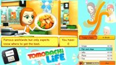 Review Tomodachi Life: Eten inkopen voor hongerige Mii's