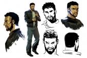 John Tanner: het hoofdpersonage uit de game die het opneemt tegen de creminilateit in New York.