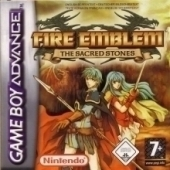 Fire Emblem: The Sacred Stones  - GameBoy Advance 2005: 8,5