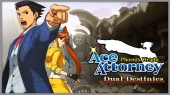 In Dual Destinies wordt Phoenix geholpen door Athena Cykes en Apollo Justice.