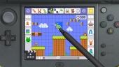 De 8-bit glorie van de eerste <a href = https://www.mario3ds.nl/Nintendo-3DS-spel.php?t=Super_Mario_Bros target = _blank>Super Mario Bros.