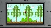 De <a href = https://www.mario3ds.nl/Nintendo-3DS-spel.php?t=Super_Mario_Bros target = _blank>Super Mario Bros. 3-stijl waarin je voorwerpen kunt oppakken.