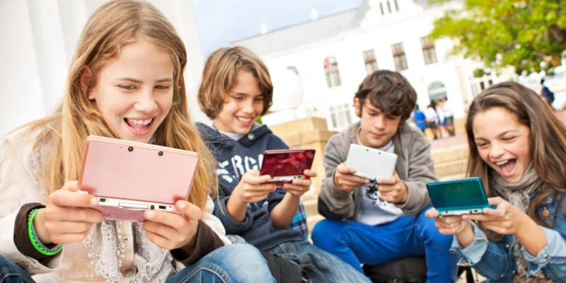 Kids op de 3DS