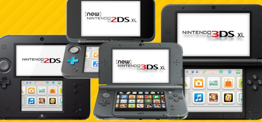 3DS spelcomputers kopen