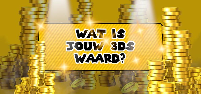 Wat is jouw 3DS waard?